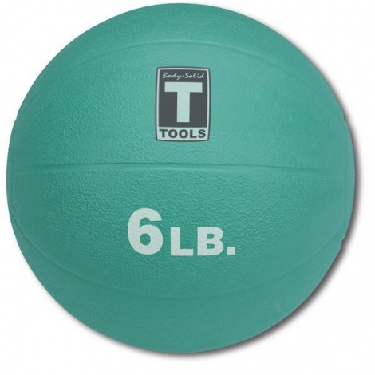 Спортивный набивной мяч (тренировочный) 2,7 кг