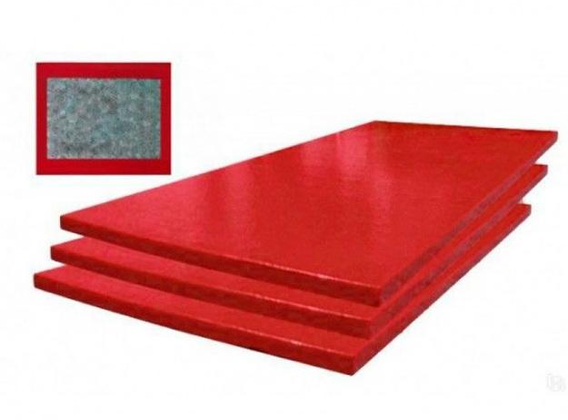 Листы татами Стандарт, плотность 220 кг/м3, толщина 40 мм