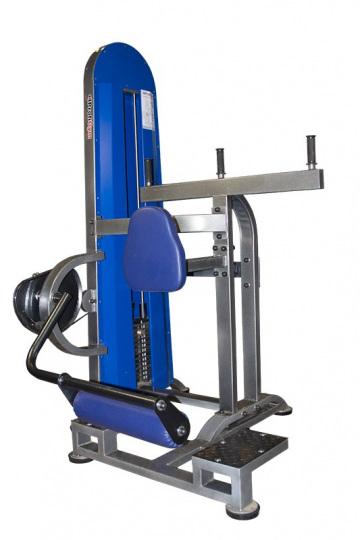 Тренажер для бицепса бедра стоя PG140-C Premium 65 кг