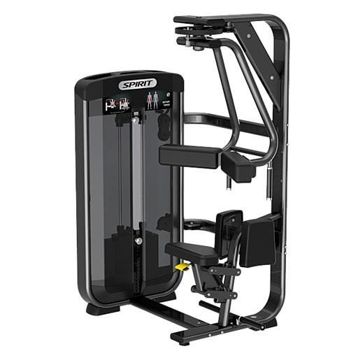 Тренажер для вращения торса SPIRIT SP-3521, стек 90 кг