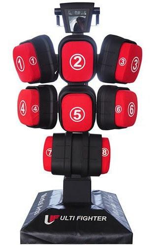 Ulti Fighter Тренировочная станция для отработки ударов в боксе Kick S8