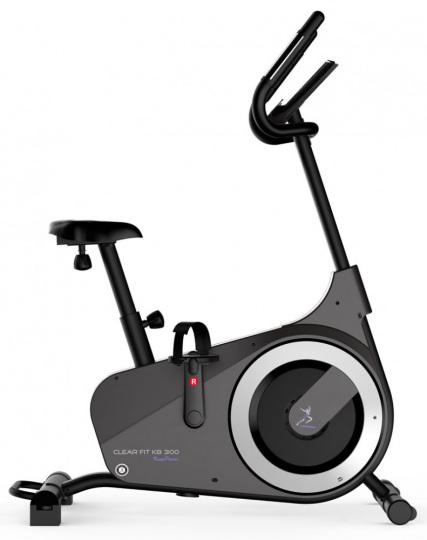 Вертикальный велотренажер Clear Fit KeepPower KB 300