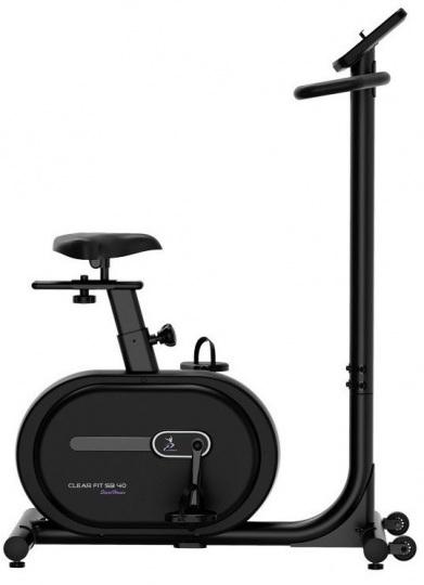 Вертикальный велотренажер для дома Clear Fit StartHouse SB 40