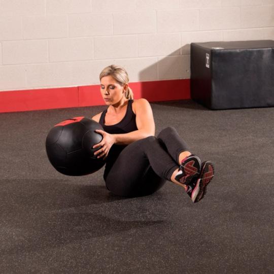 Тренировочный мяч мягкий WALL BALL 2,7 кг (6lb)