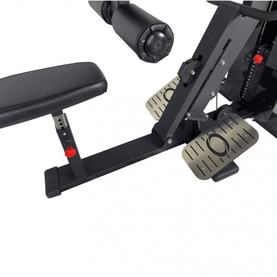 Тренажер тяга сверху /гребная тяга с упором в грудь WP-3200