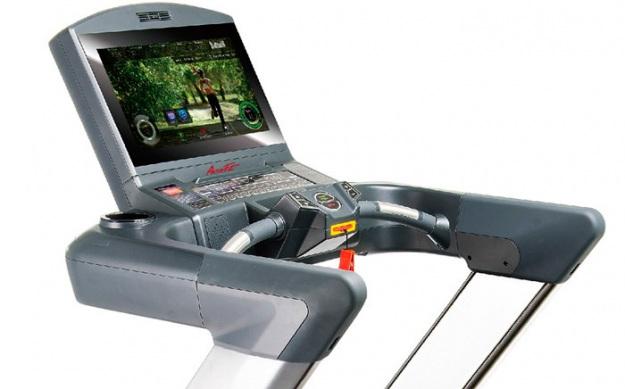 """Aerofit Электрическая беговая дорожка X6-T 18.5""""LCD"""
