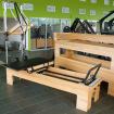 Стол трапеция вертикальный Pilates Plus