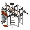 Мультистанция для функционального тренинга EXPLODE KF-S5