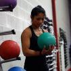 Тренировочный мяч 7,3 кг (16lb)